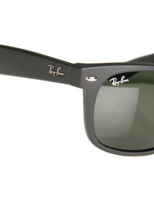 Wayfarer Sunglasses - Black