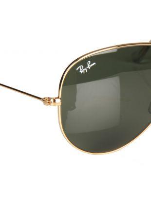 Aviator Sunglasses - Arista Gold