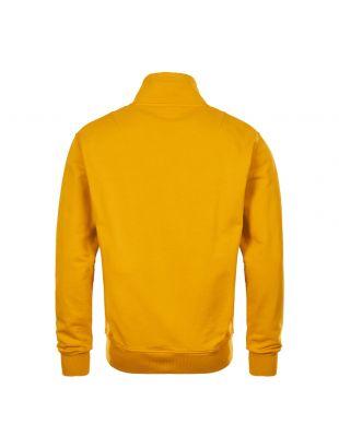 Half-Zip Sweatshirt - Yellow