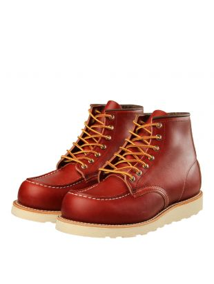 Moc Toe Boots - Oro Russet Portage