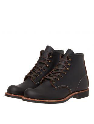 Blacksmith Boots - Black Prairie