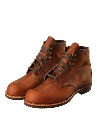 Blacksmith Boots - Copper