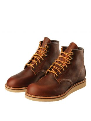 Boots Rover - Copper Rough & Tough