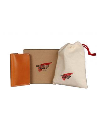 Card Holder Fold Wallet - London Tan