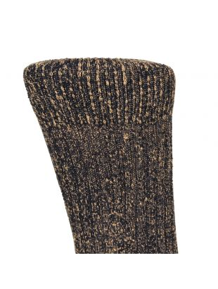 Wool Socks - Navy