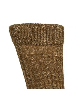 Wool Socks - Olive
