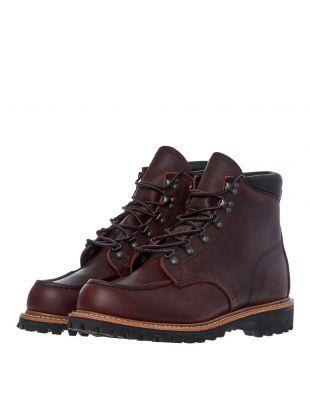 Sawmill Boots - Brown