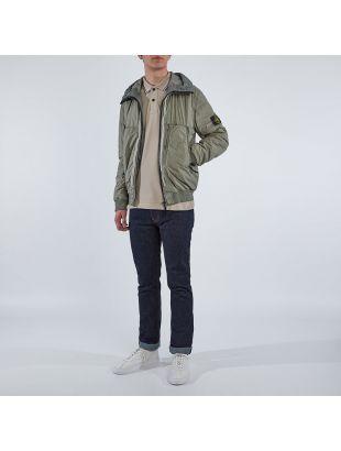 Jacket Crinkle Reps NY  - Olive