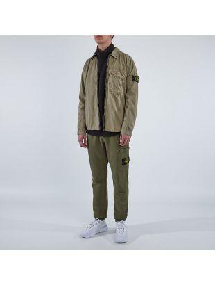Overshirt – Khaki