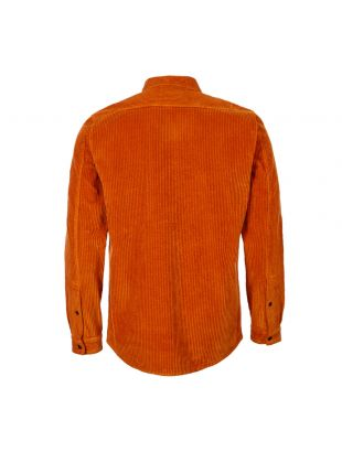 Corduroy Shirt - Orange