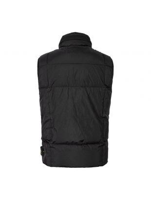 Gilet Crinkle Reps - Black
