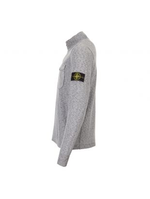Knitted Pullover- Grey