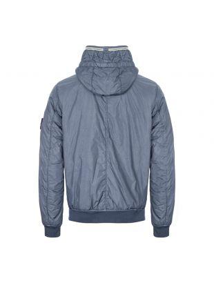 Crinkle Reps NY Jacket – Blue