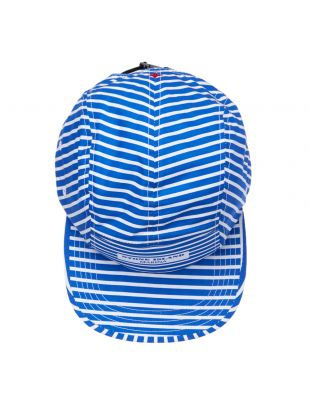 Cap - Blue Stripe