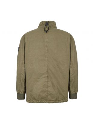 Overshirt - Olive Green