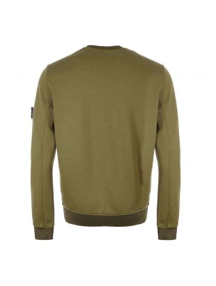 Pocket Sweatshirt - Olive