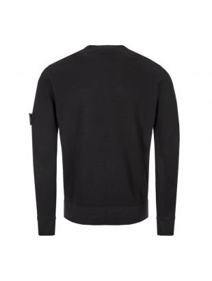 Knitted Sweatshirt - Black
