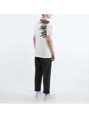 T-Shirt - White / Black