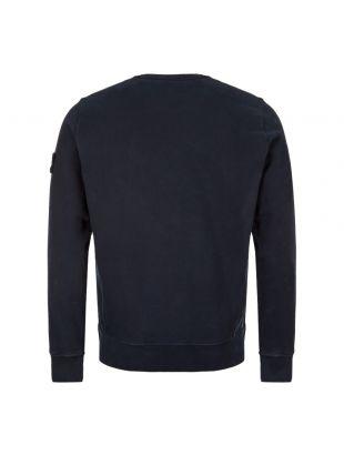 Sweatshirt Garment Dyed - Dark Navy