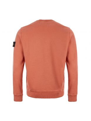 Sweatshirt Pocket - Rust