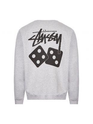 Sweatshirt Dice - Ash Heather