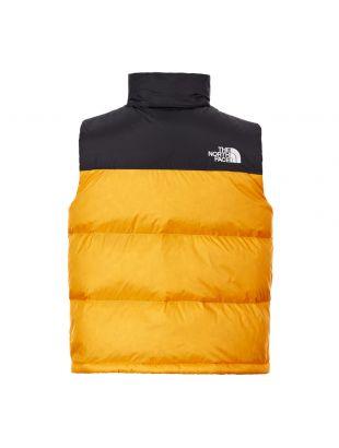 Nupste Vest - Yellow