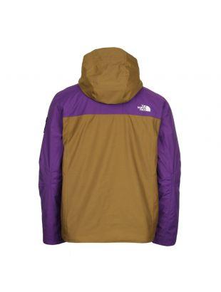 Jacket - Green / Purple