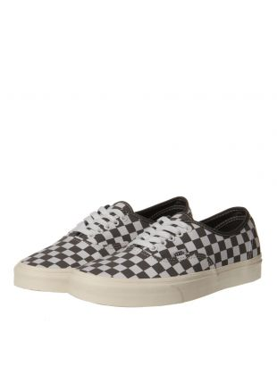Authentic Trainers – Checkerboard Grey