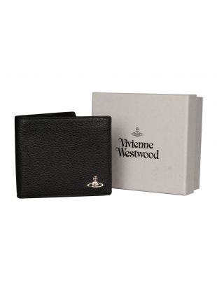 Milano Billfold Wallet - Black