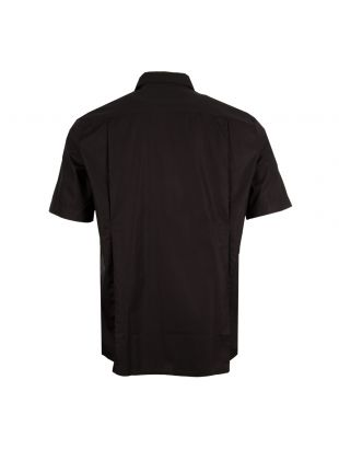 Short Sleeved Shirt - Black