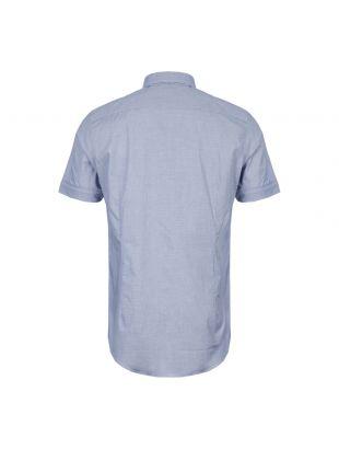 Short Sleeve Shirt - Dark Blue