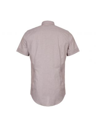 Short Sleeve Shirt - Brown