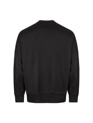 Stacked Sweatshirt - Black