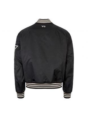 Varsity Jacket - Black