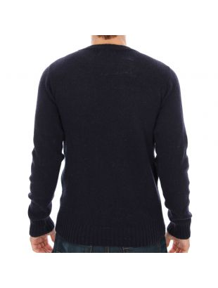 Crew Neck Jumper - Blue