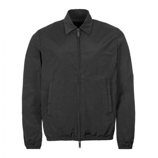 DSquared Jacket Logo – Black 21206CP -1