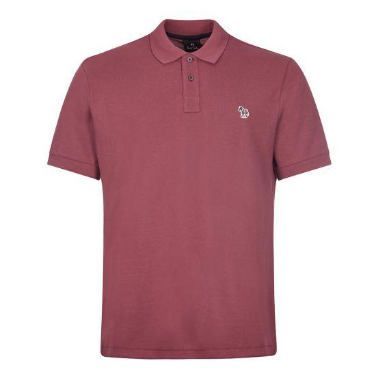 paul smith polo shirt zebra logo | purple | M2R 183KZ G20067 52