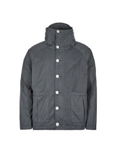 albam smock jacket brook ALM111399219 001 grey turbulence