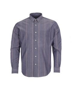 Ami Shirt Indigo E17C39 404 402