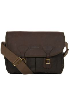 barbour tarras bag uba0003ol71 olive wax