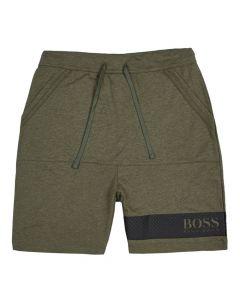 Boss Sweat Shorts 50403454|307 In Green