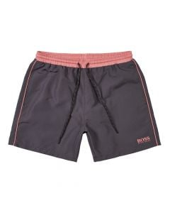 BOSS Bodywear Starfish Swim Shorts | 50408104 022 Dark Grey
