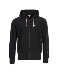 Champion Hoodie Full Zip 212579 BS501 NNY In Navy