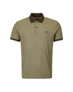 CP Company Polo Shirt MPL110A 00 0973G 670 Green