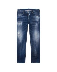 DSquared Jeans Skater S74LB0501 S30342 470 Blue Wash