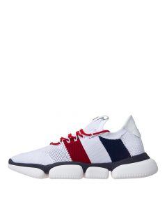 Moncler Bubble Sneaker 10362 00 01AGH 002 White