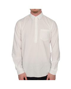 Norse Projects Shirt Osvald Double Layer in White