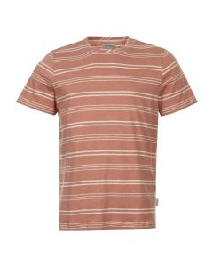 oliver spencer conduit t-shirt OSMK580 AUS01PIN pink
