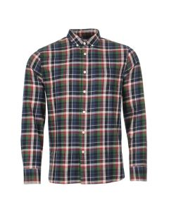 Penfield Barrhead Shirt PRM511750218002 Navy/Green/Red