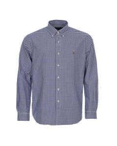 Ralph Lauren Shirt Gingham Blue / White